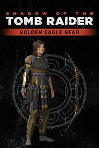 Carátula del juego Shadow of the Tomb Raider - Golden Eagle Gear