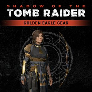 Shadow of the Tomb Raider - Golden Eagle Gear Xbox One