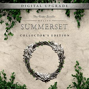 The Elder Scrolls® Online: Summerset™ Collector's Edition Upgrade Xbox One