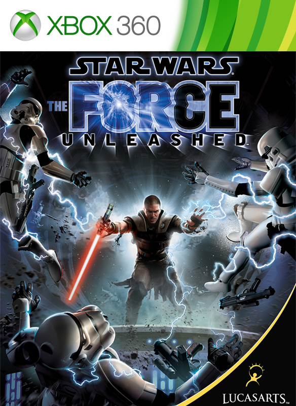Star Wars: The Force Unleashed boxshot