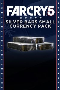 Carátula del juego Far Cry 5 Silver Bars - Small pack