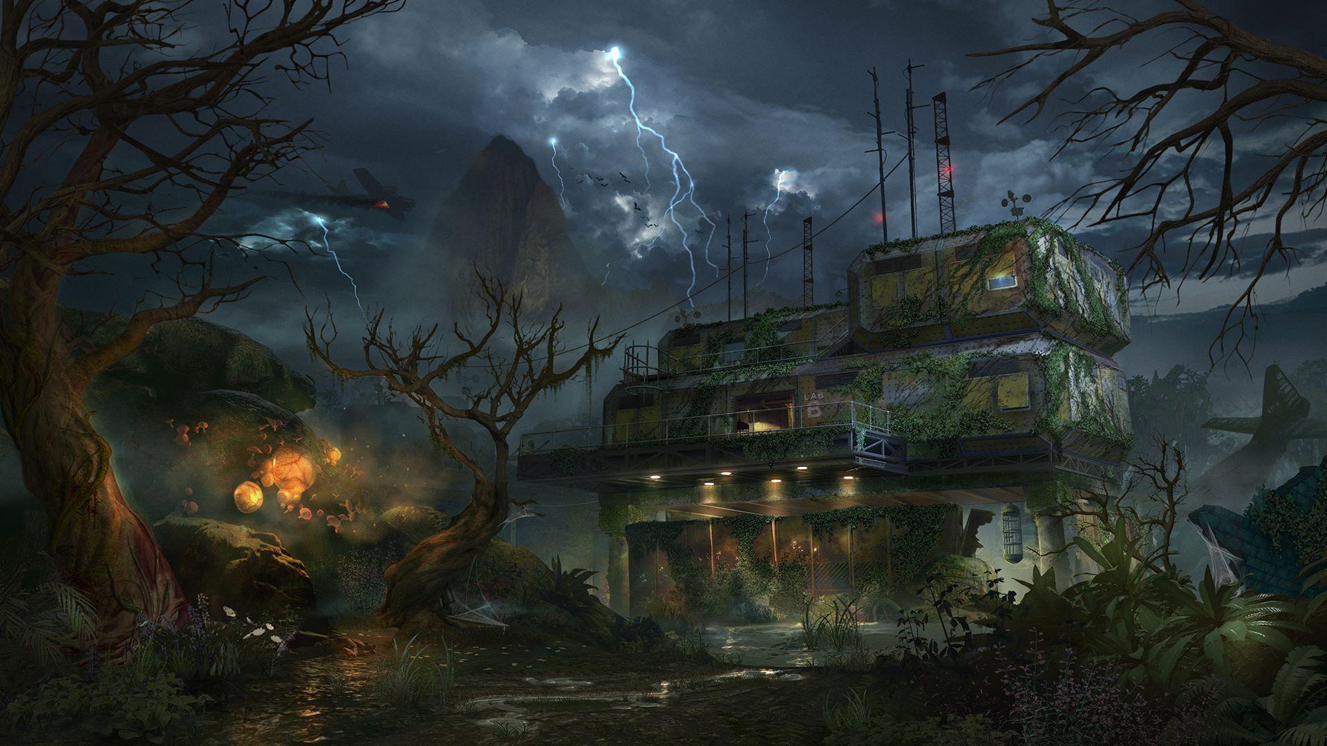 Call of Duty® Black Ops III - Zetsubou No Shima Zombies Map kaufen ...