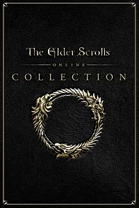 Carátula del juego The Elder Scrolls Online: Collection