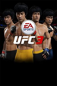 Carátula del juego EA SPORTS UFC 3 - Bruce Lee Bundle
