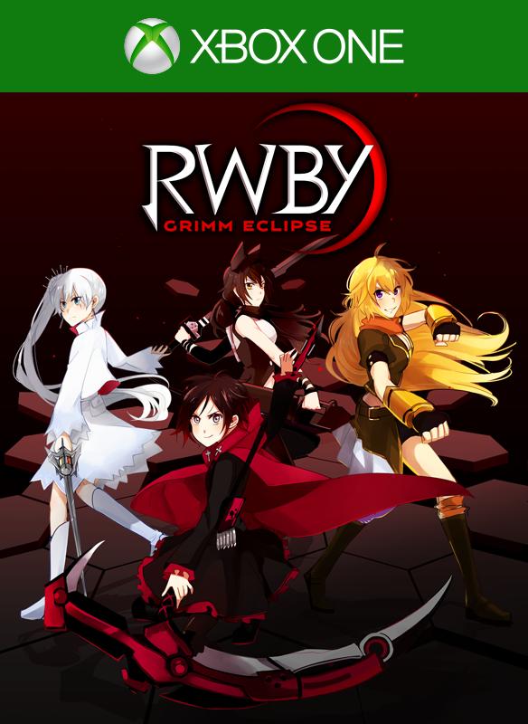 RWBY: Grimm Eclipse boxshot