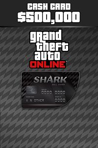 Carátula del juego Bull Shark Cash Card de Xbox One