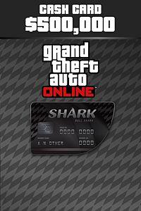 Carátula del juego Bull Shark Cash Card