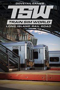 Carátula del juego Train Sim World: Long Island Rail Road