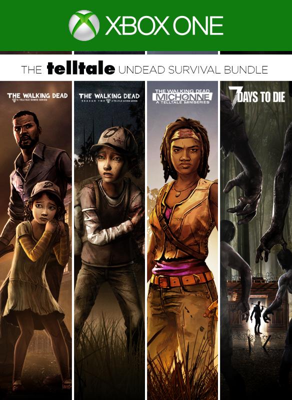 Telltale's Undead Survival Bundle boxshot