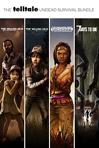 Carátula del juego The Telltale Undead Survival Bundle de Xbox One