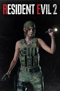 Carátula del juego Claire Costume: