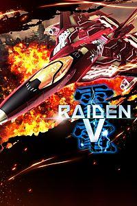 Carátula del juego Raiden V para Xbox One