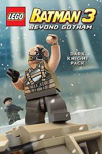 Carátula del juego Dark Knight Pack