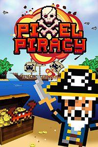 Carátula del juego Pixel Piracy