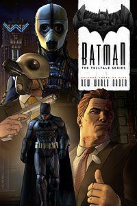 Carátula del juego Batman - The Telltale Series - Episode 3: New World Order de Xbox One