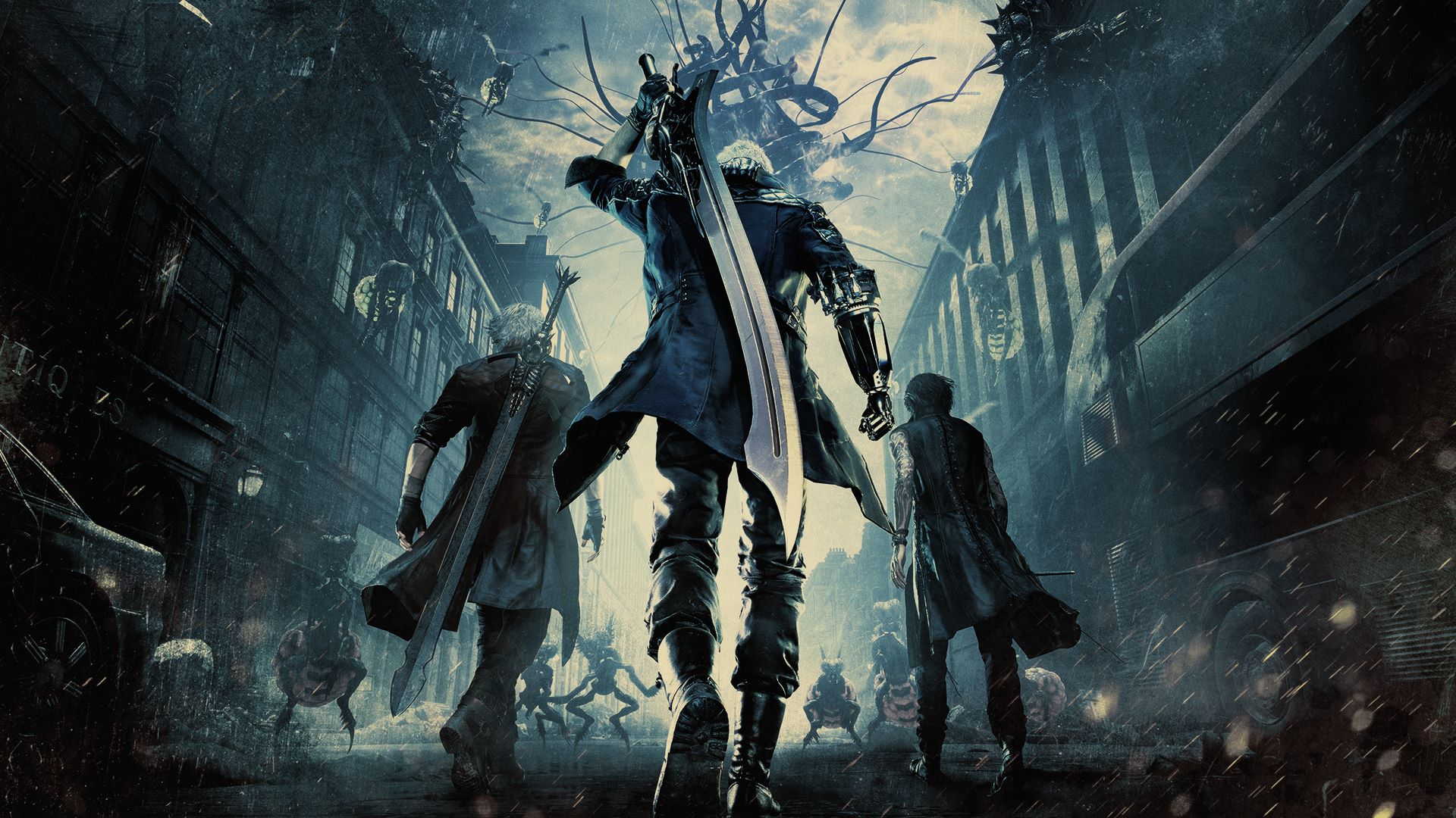 Demo Exclusiva para Xbox de Devil May Cry 5
