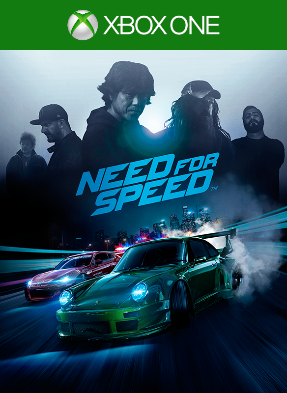 Need for Speed™ boxshot