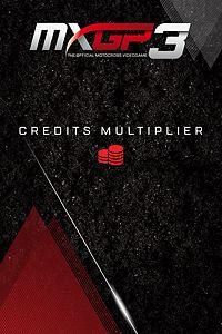 Carátula del juego MXGP3 - Credits Multiplier