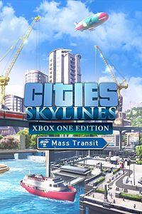 Carátula del juego Cities: Skylines - Mass Transit