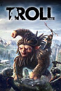 Carátula para el juego Troll & I de Xbox 360