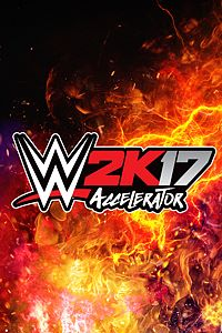 Carátula para el juego WWE 2K17 Accelerator de Xbox 360