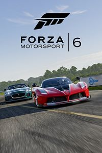 Carátula del juego Forza Motorsport 6 Top Gear Car Pack de Xbox One