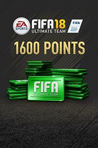 Набор 1600 FIFA 18 Points