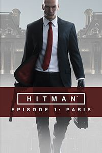 Carátula del juego HITMAN - Episode 1: Paris