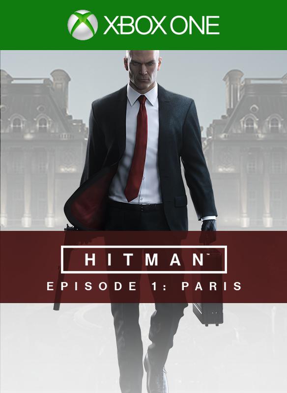 HITMAN™ - Episode 1: Paris boxshot