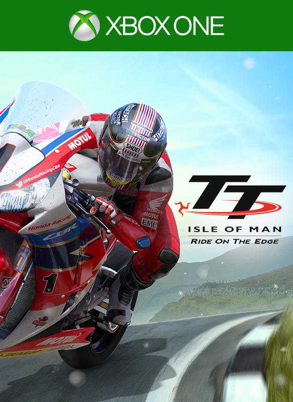 TT Isle of Man boxshot