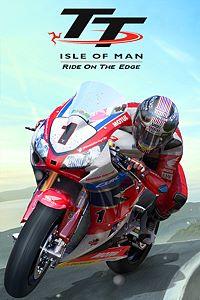 Carátula para el juego TT Isle of Man de Xbox One