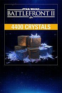 Carátula del juego STAR WARS Battlefront II: 4400 Crystals Pack