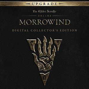The Elder Scrolls Online: Morrowind Collector's Edition Upgrade Xbox One