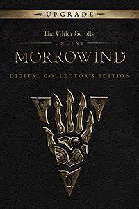 Carátula del juego The Elder Scrolls Online: Morrowind Collector's Edition Upgrade de Xbox One
