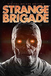 Carátula del juego Strange Brigade Deluxe Edition