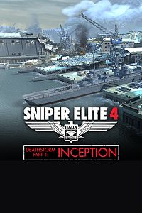 Carátula del juego Sniper Elite 4 - Deathstorm Part 1: Inception