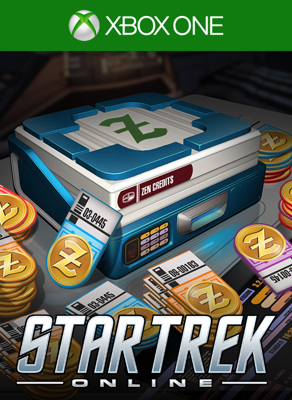 5300 Star Trek Online Zen boxshot