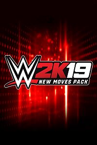 Carátula del juego WWE 2K19 New Moves Pack