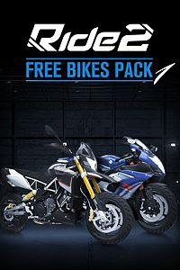 Carátula del juego Ride 2 Free Pack 1