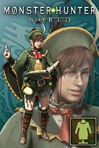 Carátula del juego The Handler's Guildmarm Costume