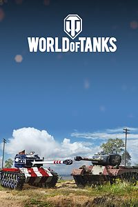 Carátula del juego World of Tanks - Star Spangled Duo