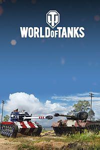 Carátula del juego World of Tanks - Star Spangled Duo