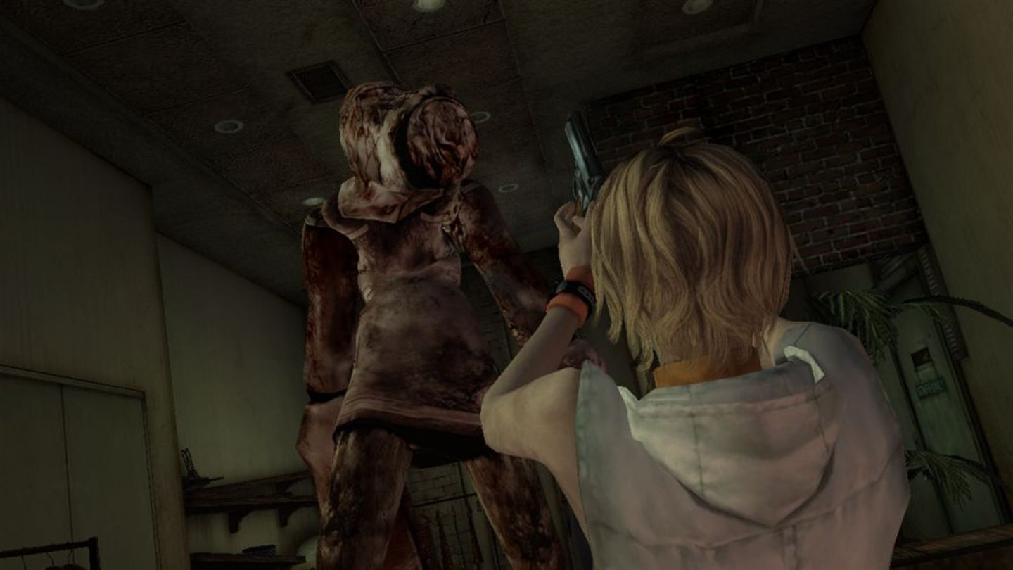 Silent Hill Homecoming Xbox One Screenshot