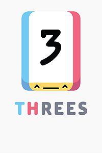 Carátula del juego Threes!