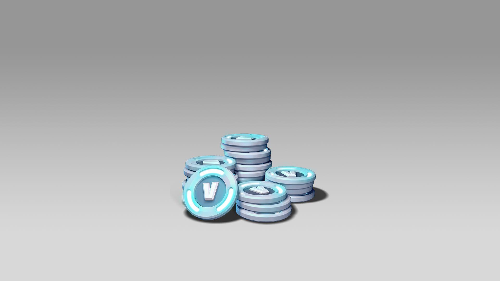 Fortnite - 4,000 (+1,000 Bonus) V-Bucks