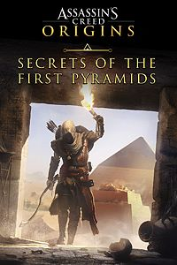 Carátula del juego Assassin's Creed Origins - Secrets of The First Pyramids