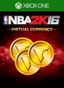 NBA 2K17 450K VC