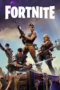 Carátula para el juego Fortnite - Super Deluxe Founder