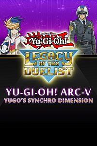 Carátula para el juego Yu-Gi-Oh! ARC-V: Yugo