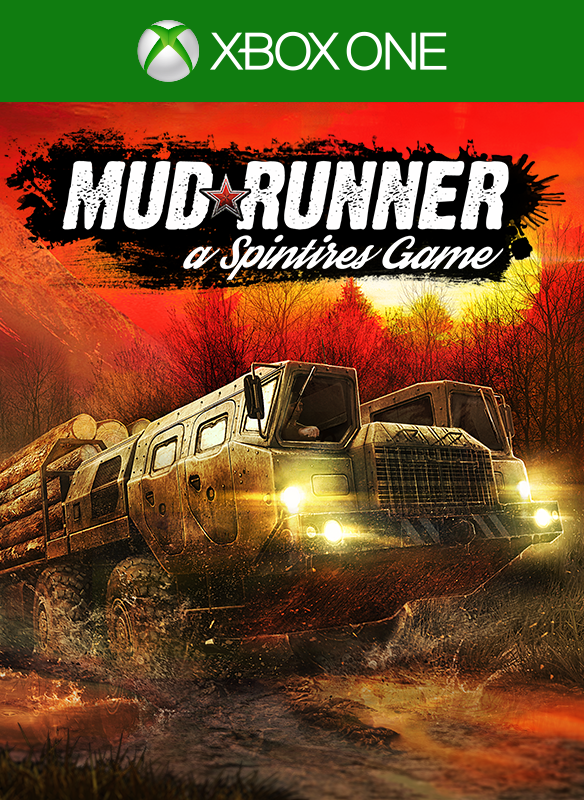 Spintires: MudRunner boxshot